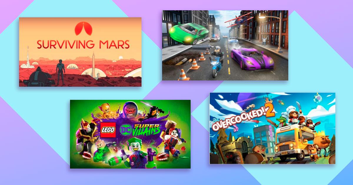 Популярні онлайн і настільні ігри для дітей і юних геймерів