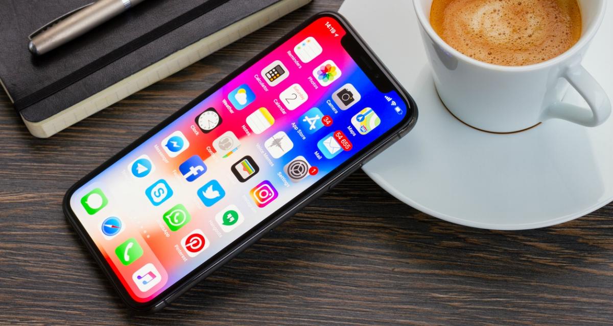 Як зареєструвати iPhone