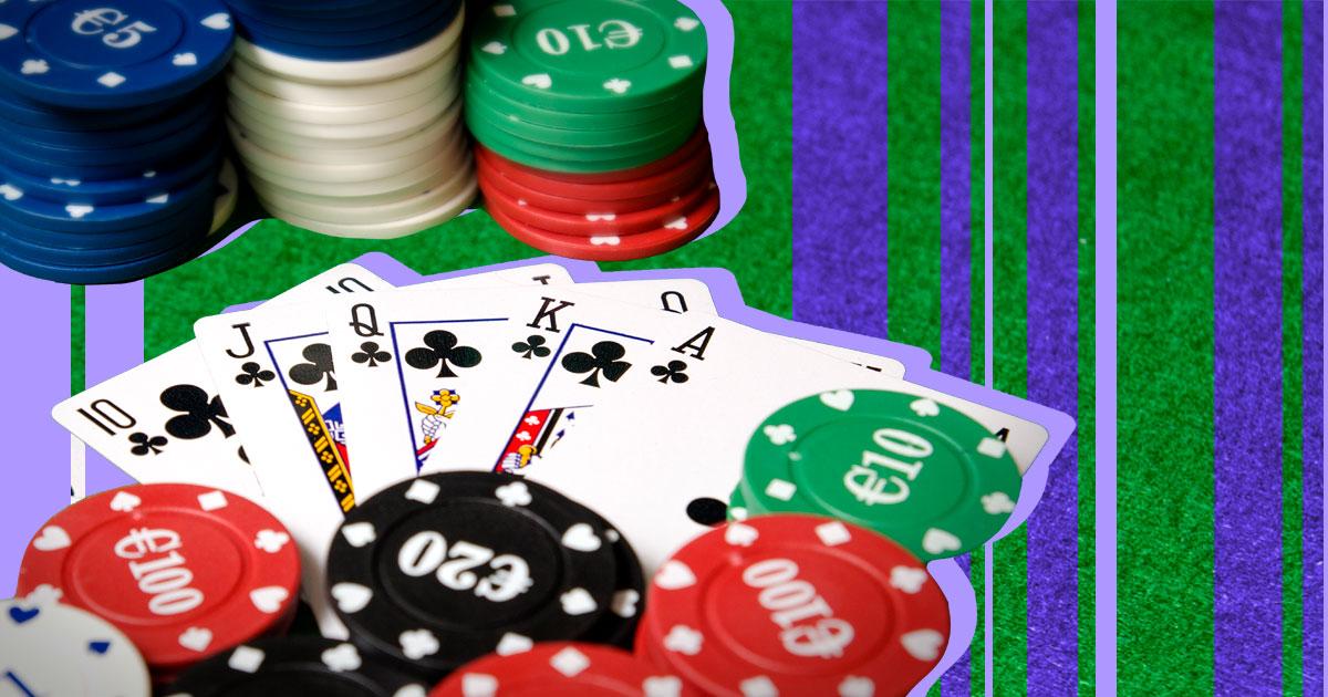 Як грати в покер і розуміти ходи і правила