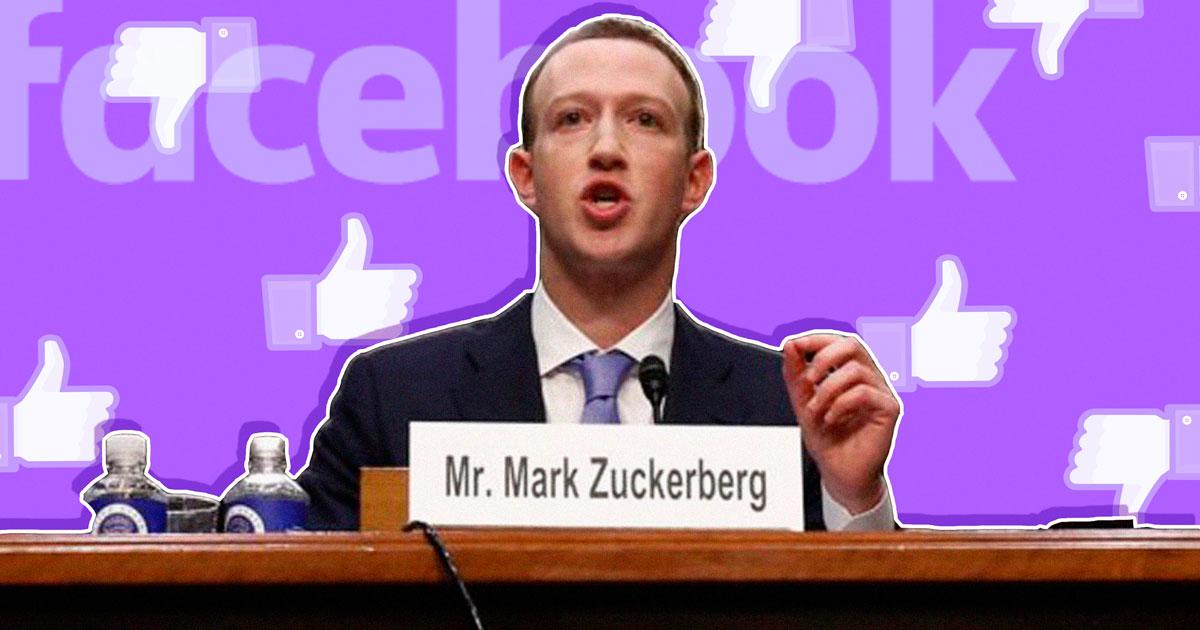 Найбільші скандали та суперечки, які пережив Facebook в 2018 році