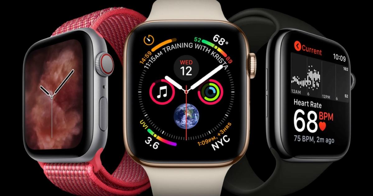 Apple Watch 4: все, що варто знати про новому гаджеті