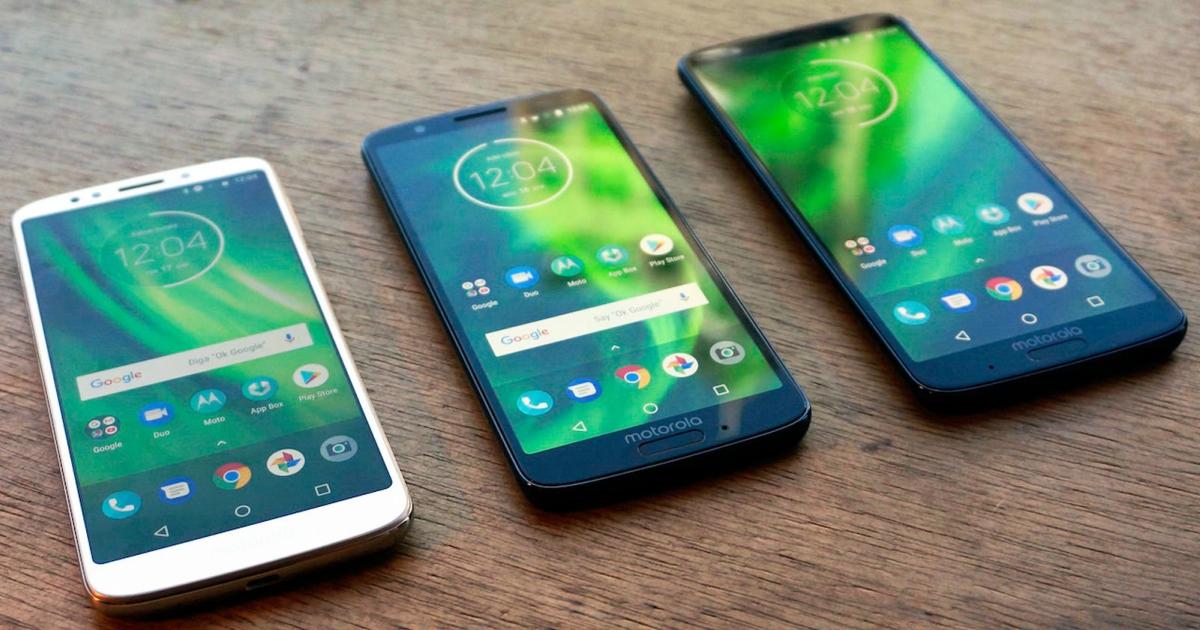 Найкращі телефони Motorola 2018 року: огляд 6 моделей