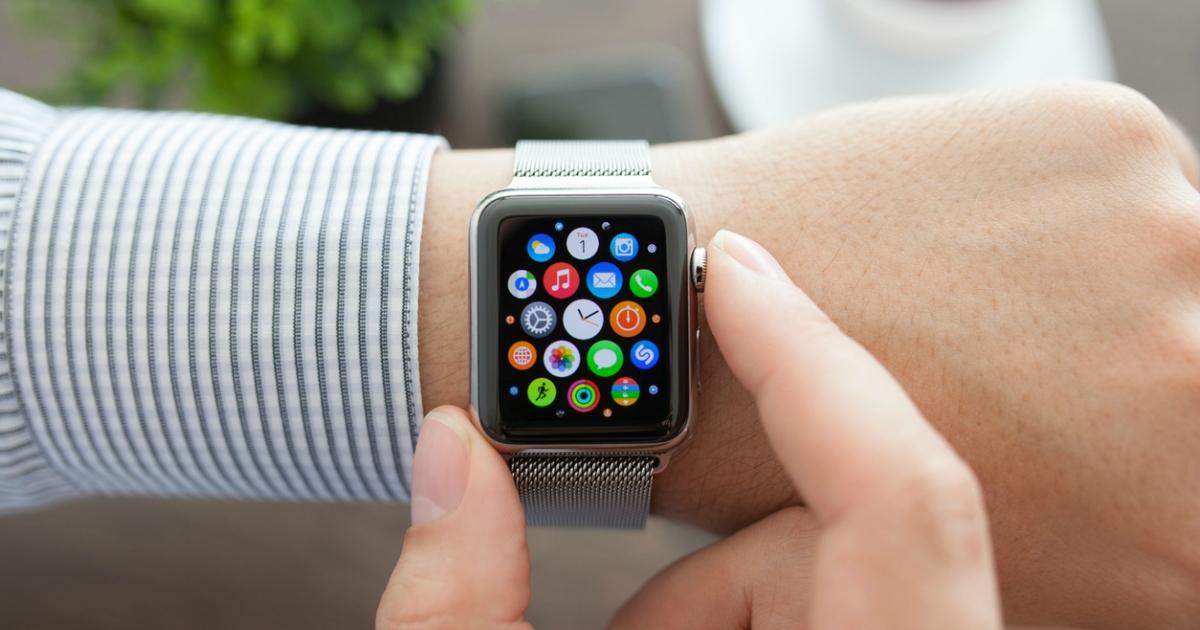 Програми на iPhone для смарт-годин: підбірка кращих
