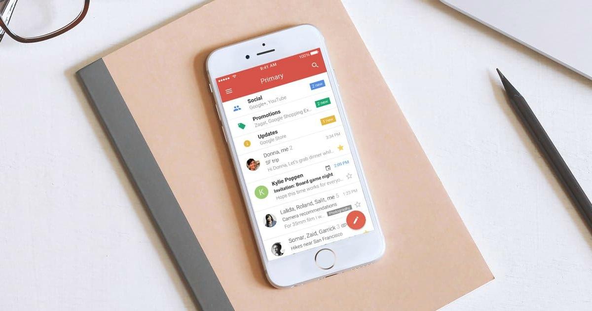 Google змінить принципи безпеки поштової скриньки Gmail
