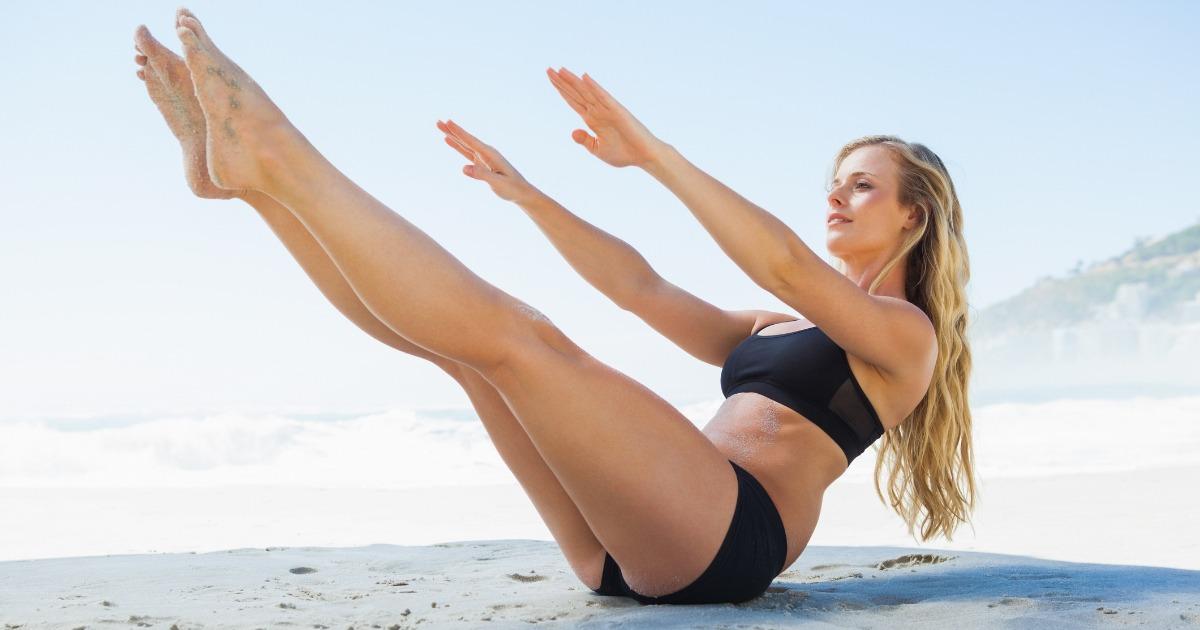 Класичні вправи в пілатесі, з якими ви поступово отримаєте спортивну фігуру