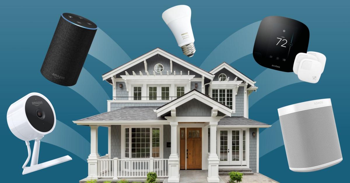 7 розумних гаджетів, які можуть стати в нагоді в будинку