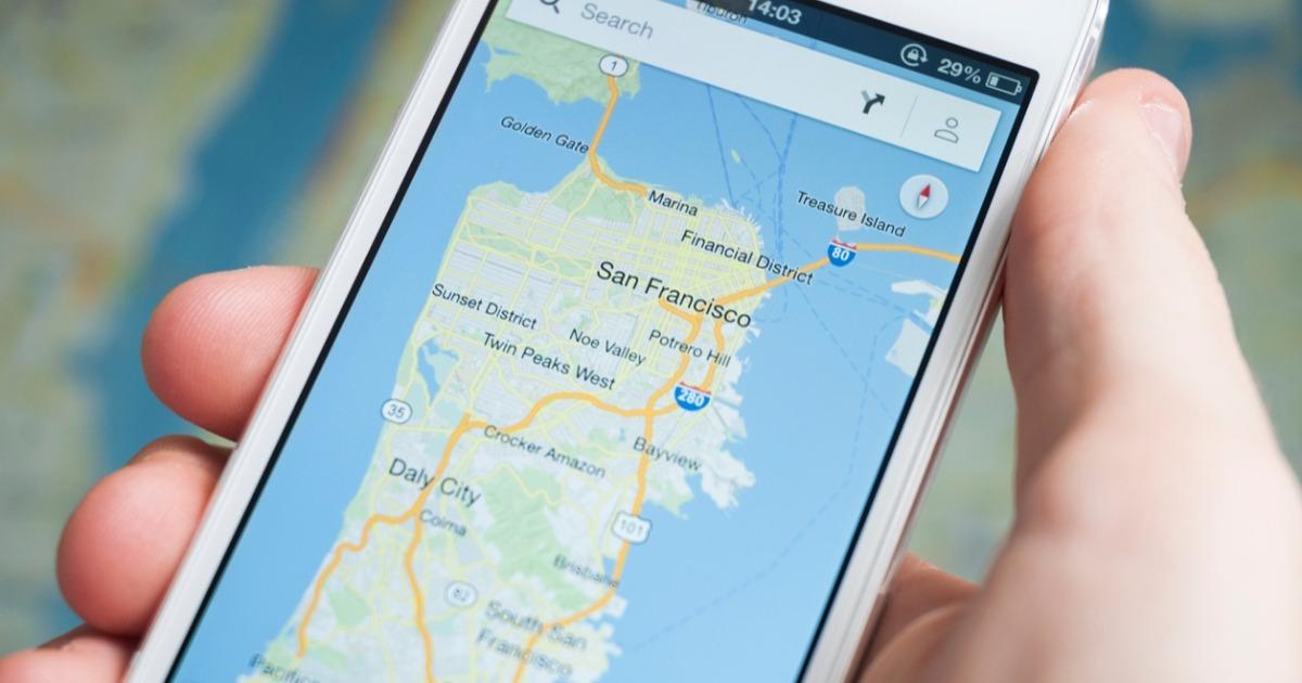 Карти Google можуть повідомляти вашим друзям про місцезнаходження і рівень заряду батареї
