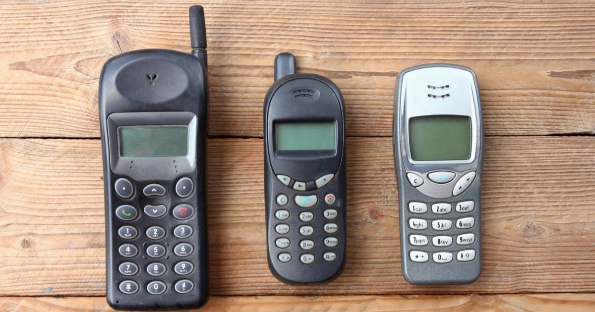 10 найбільш продаваних телефонів усіх часів