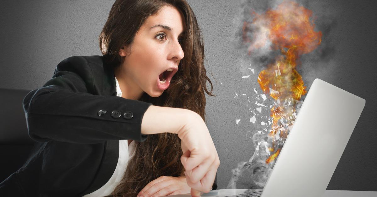 5 способів уникнути перегріву ноутбука