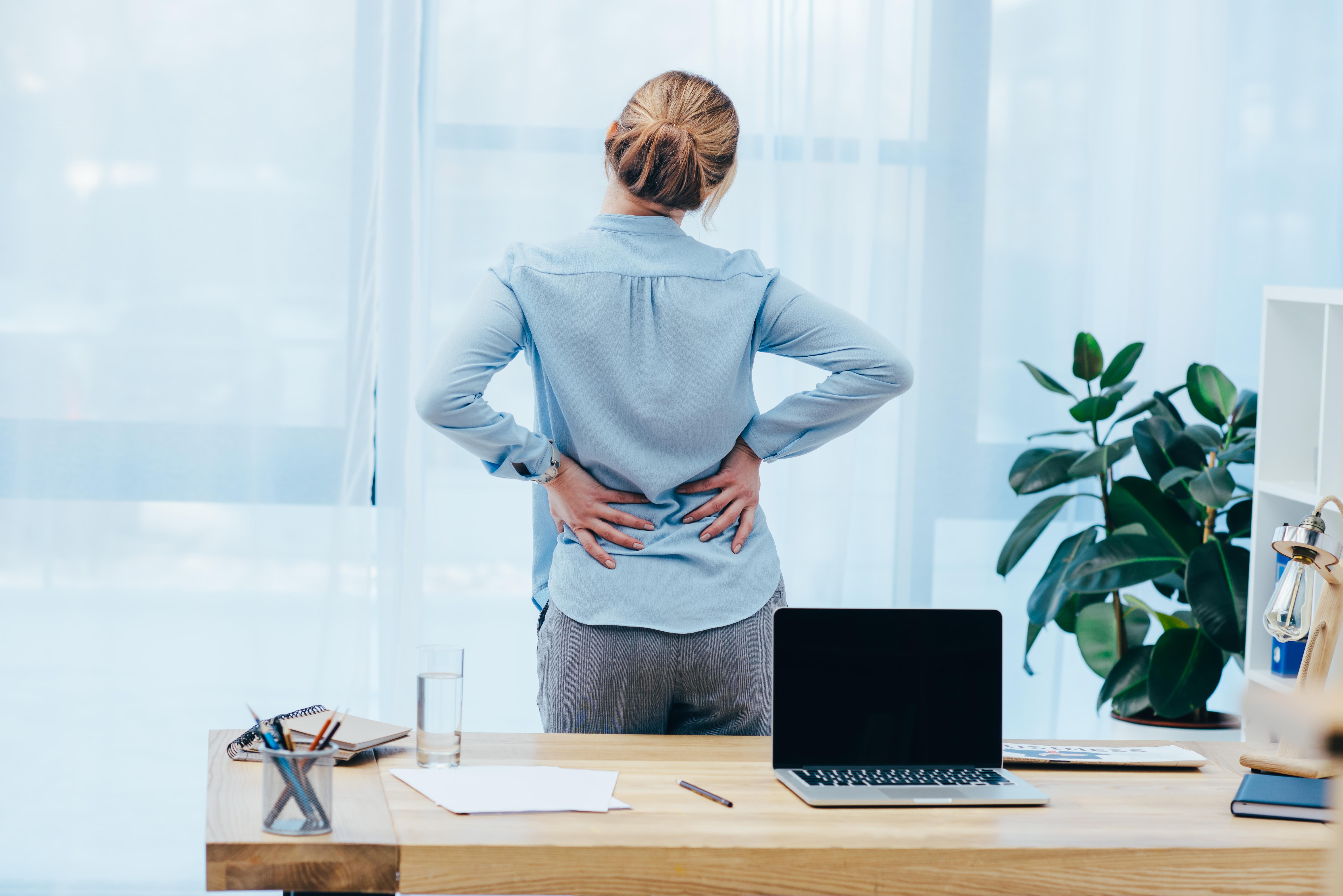 Як самостійно позбавитися від болю в спині