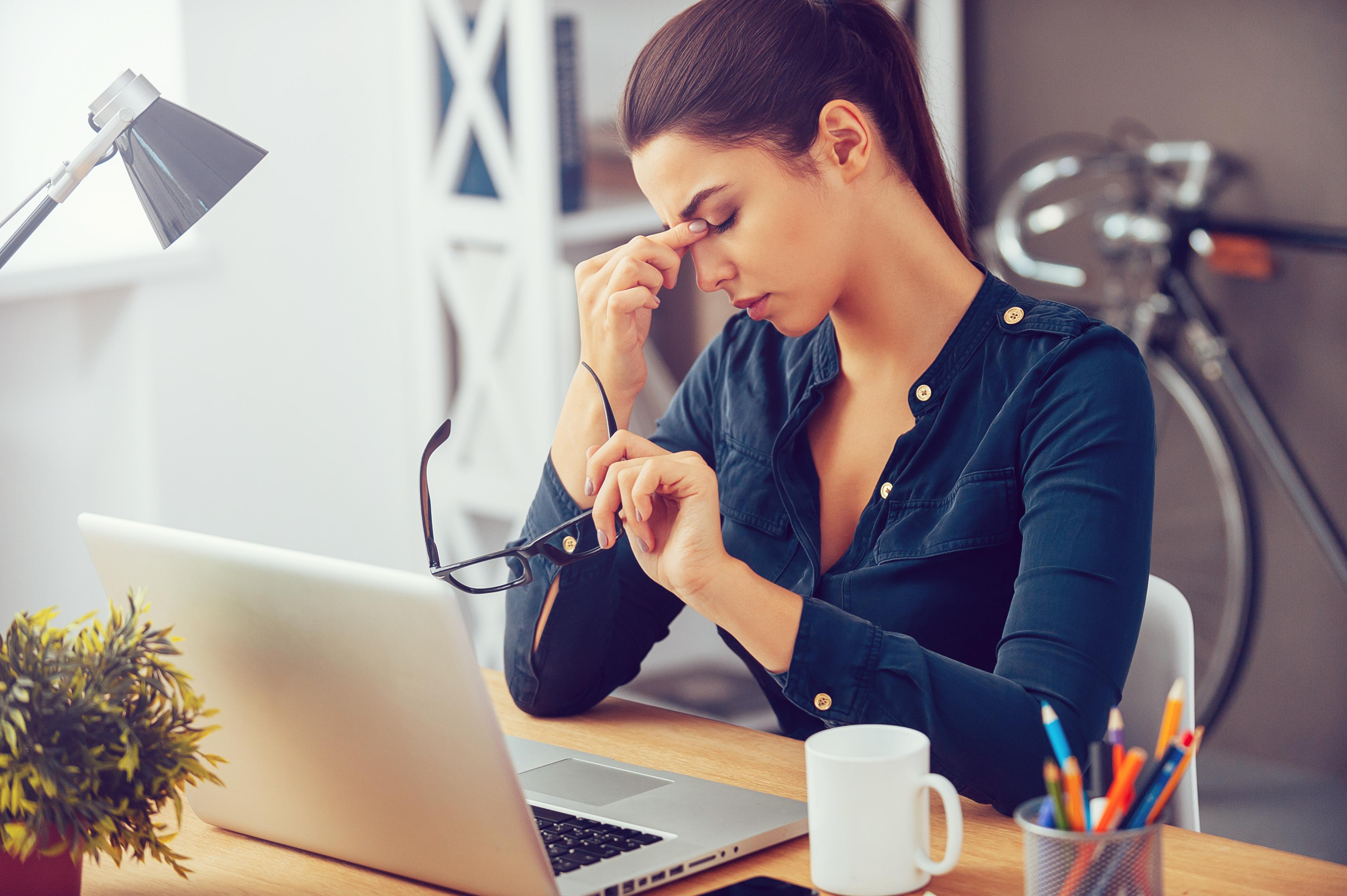 Чому ми напружені на роботі і як позбутися цього, — поради на кожен день