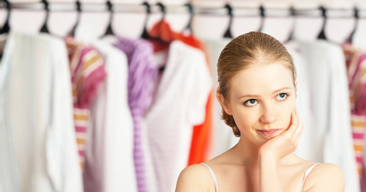 Як почистити свій шафа від непотрібних речей