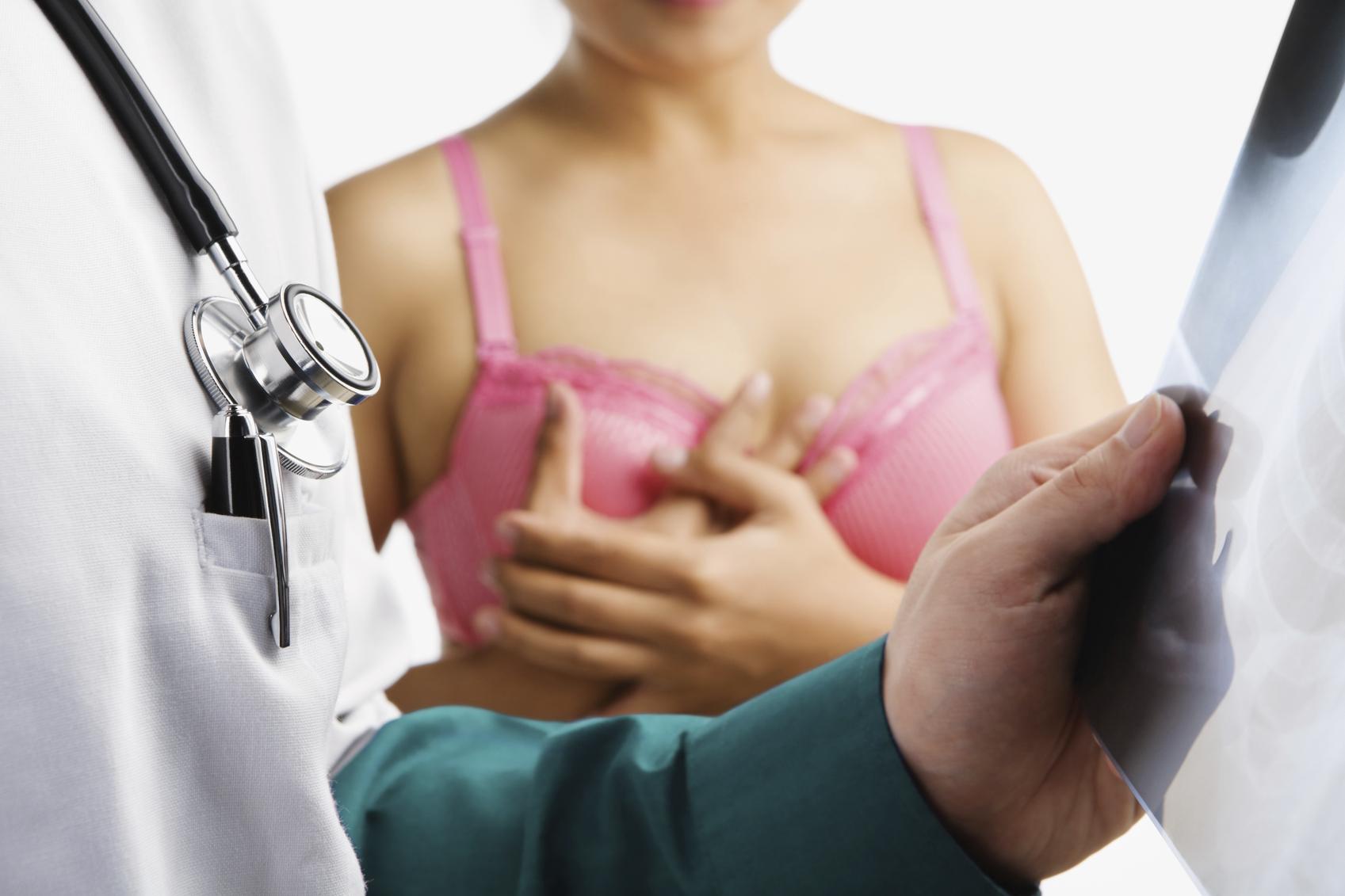 10 кроків, як самостійно перевірити здоров'я грудей