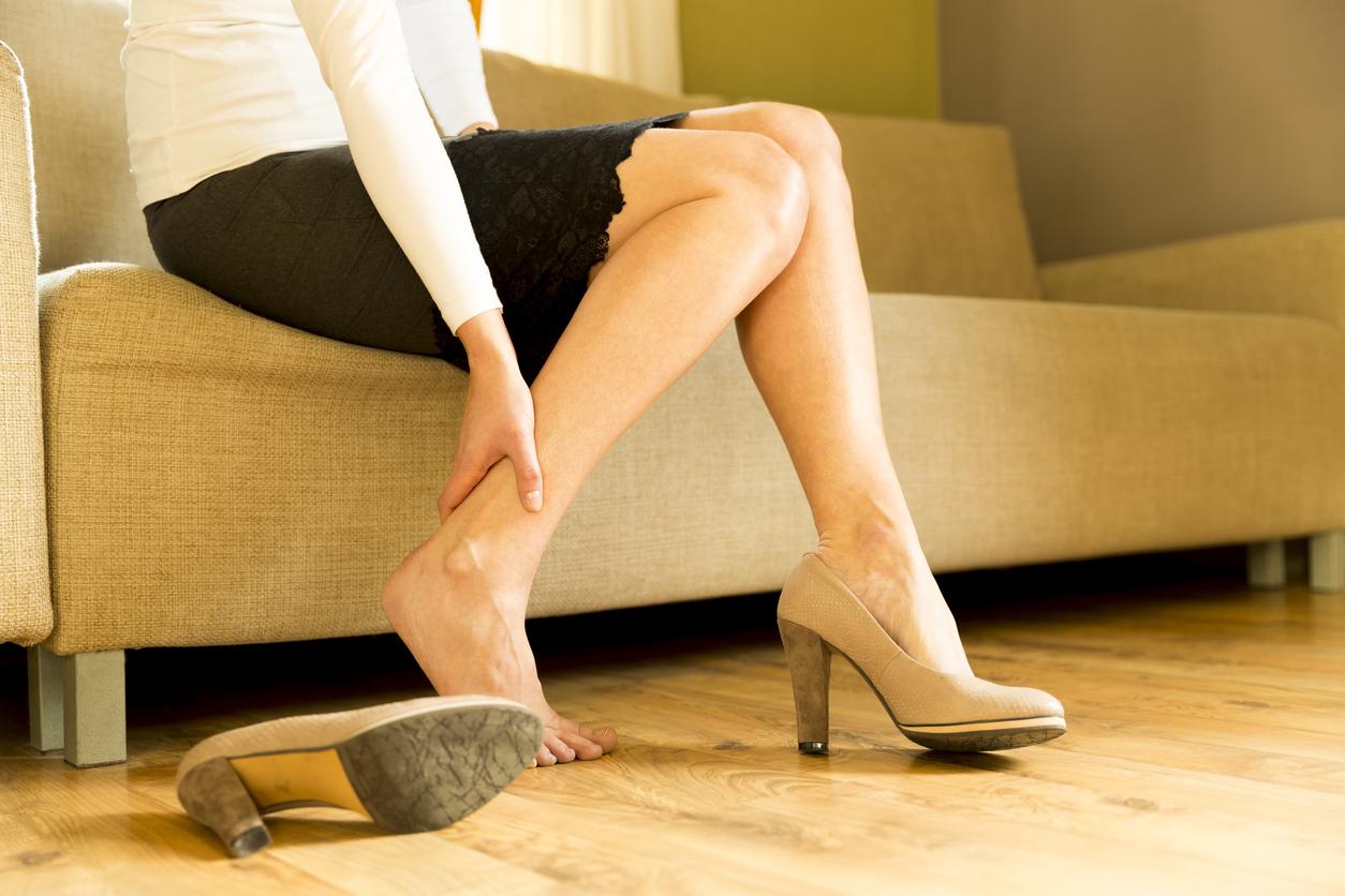 5 причин відчуття тяжкості в ногах