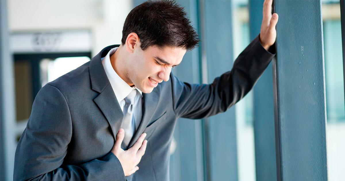 9 ризиків, за яких виникає серцевий напад
