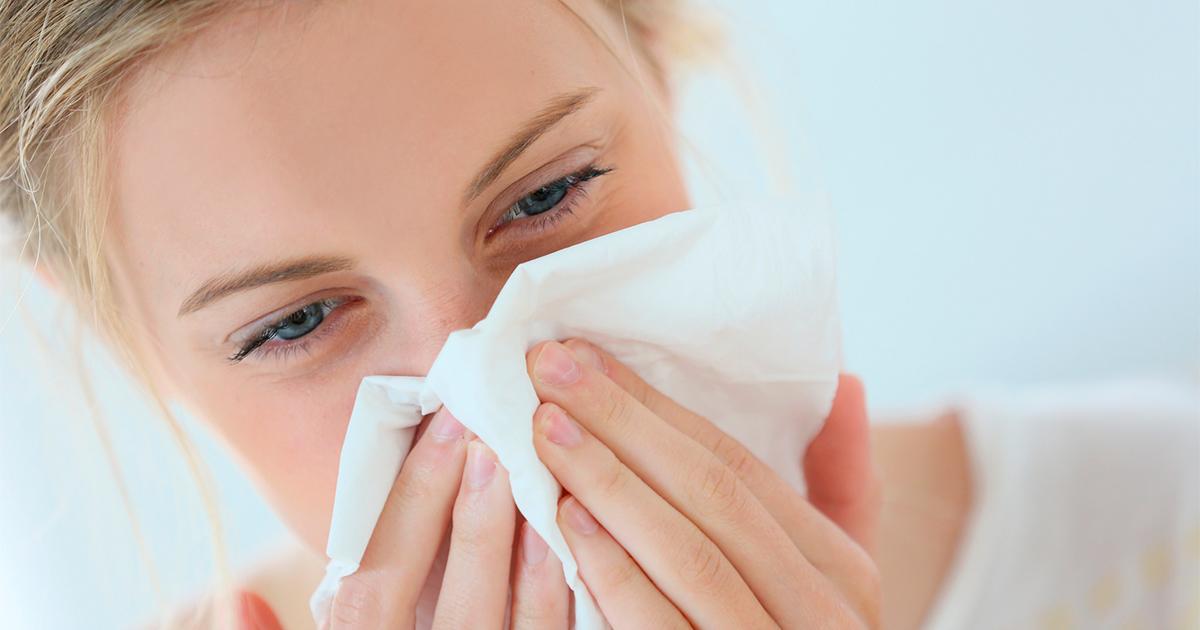 7 ознак, що у вас алергія замість застуди