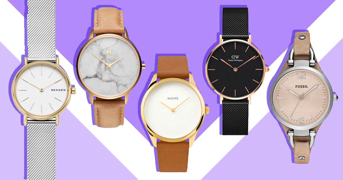 Не вір у прикмети: топ-12 марок годин, які стануть чудовим подарунком до 2019 року