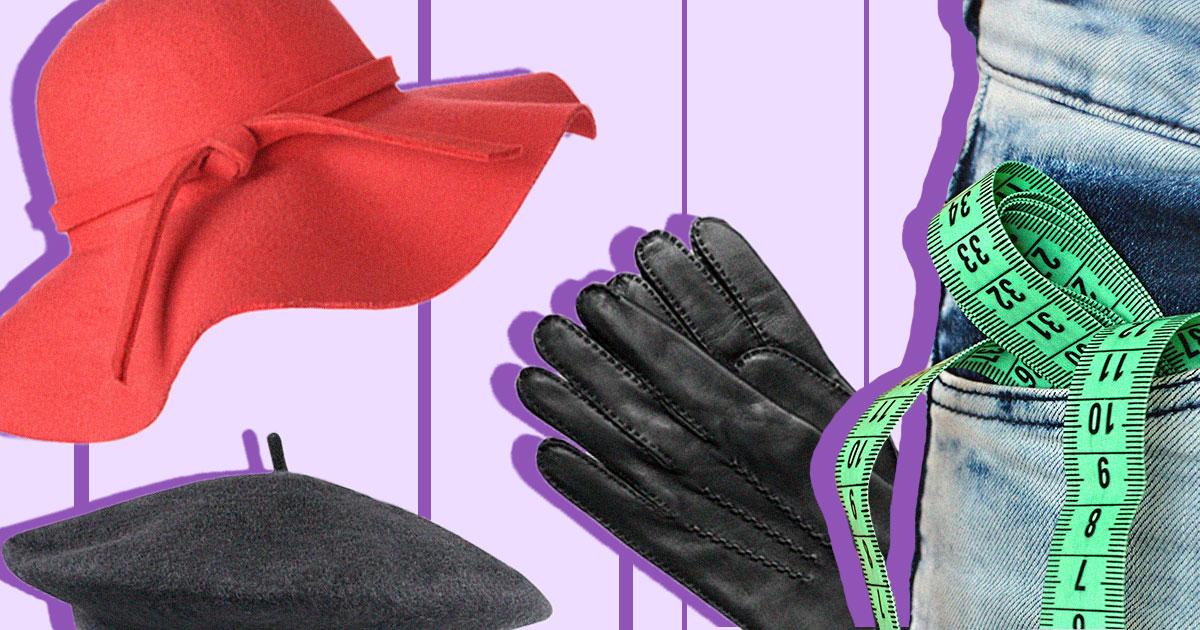 Як правильно визначити розмір головного убору, рукавичок і одягу