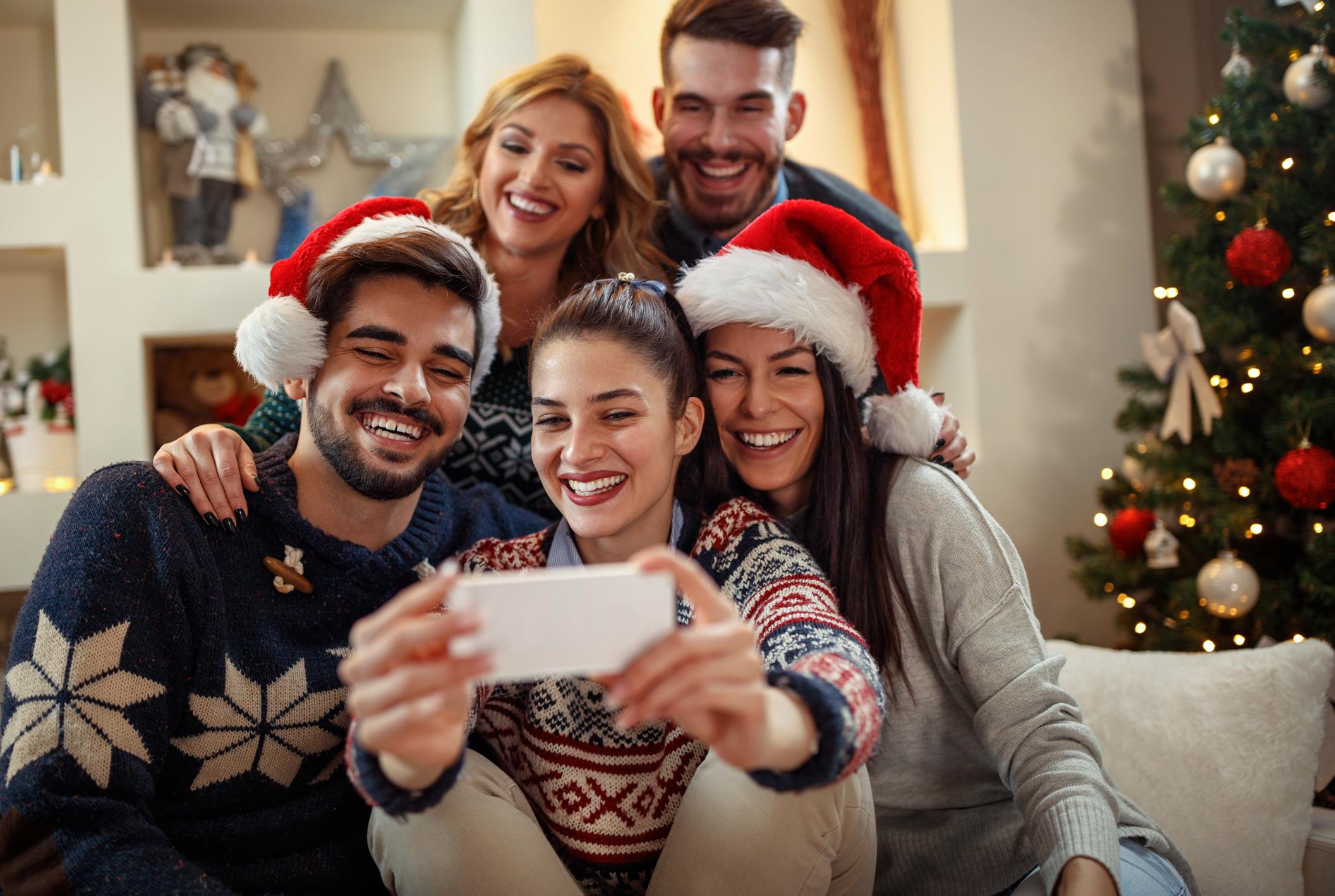 19 оригінальних ідей для новорічній фотосесії