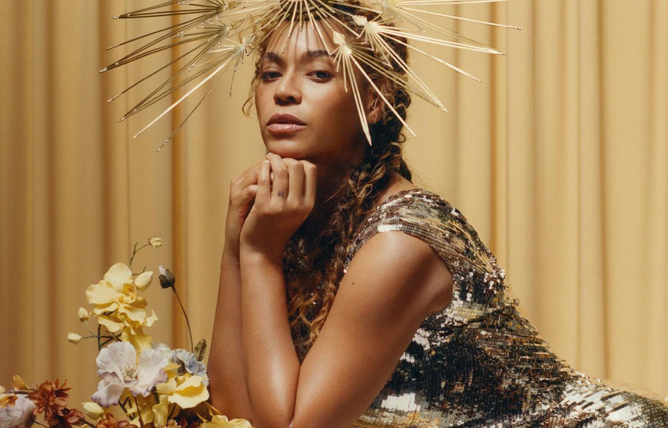 Beyonce випустила нову святкову колекцію