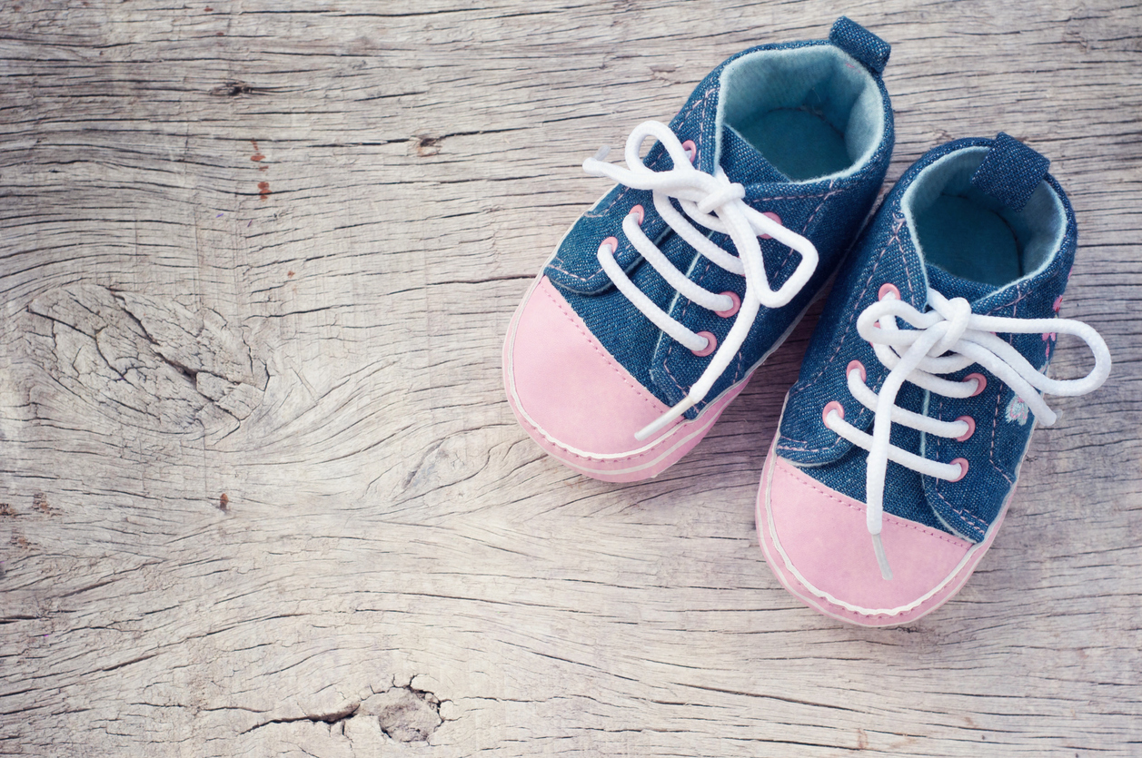 Як визначити розмір взуття дитини в магазині, якщо ви прийшли без нього