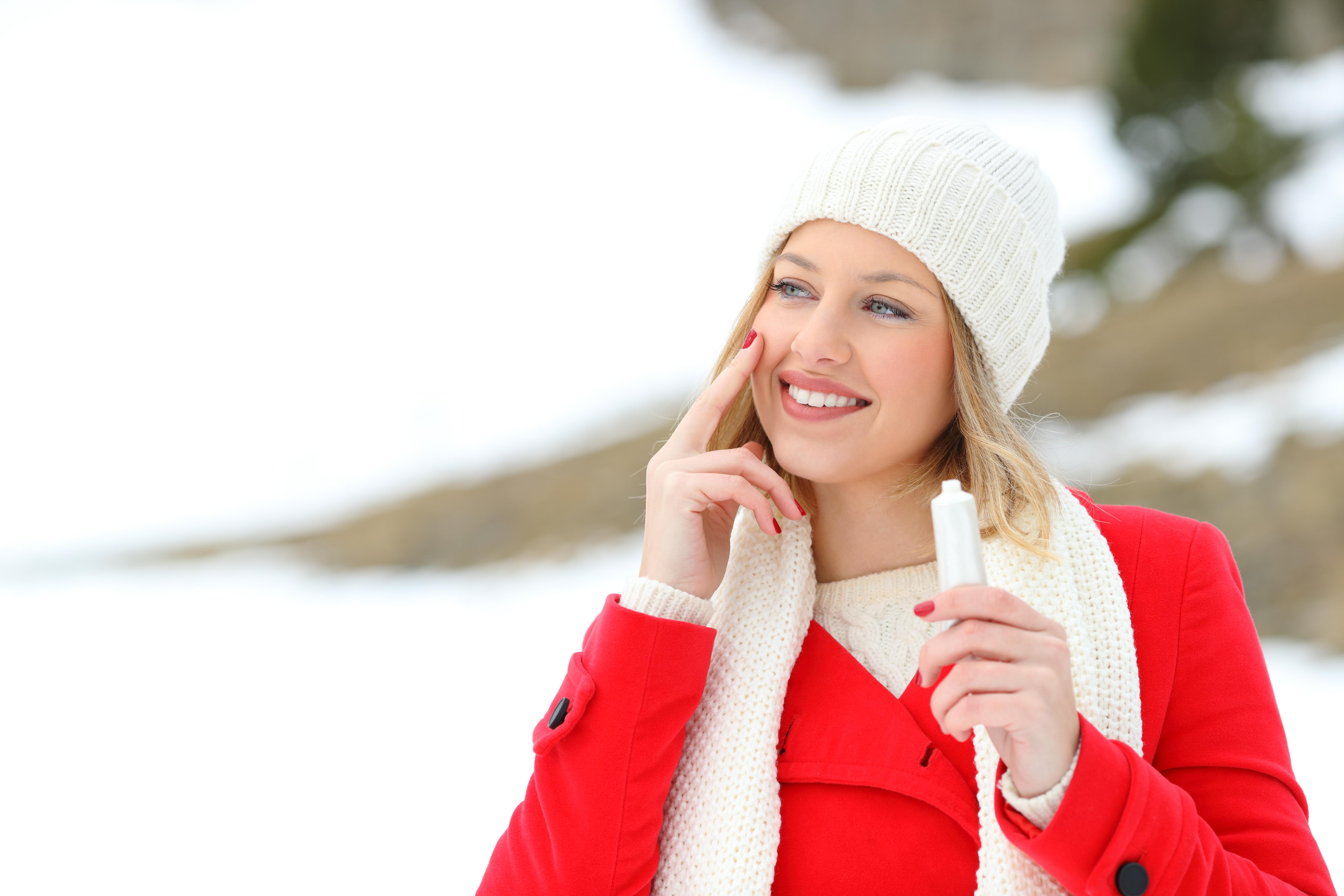 Як доглядати за шкірою в холодну пору року