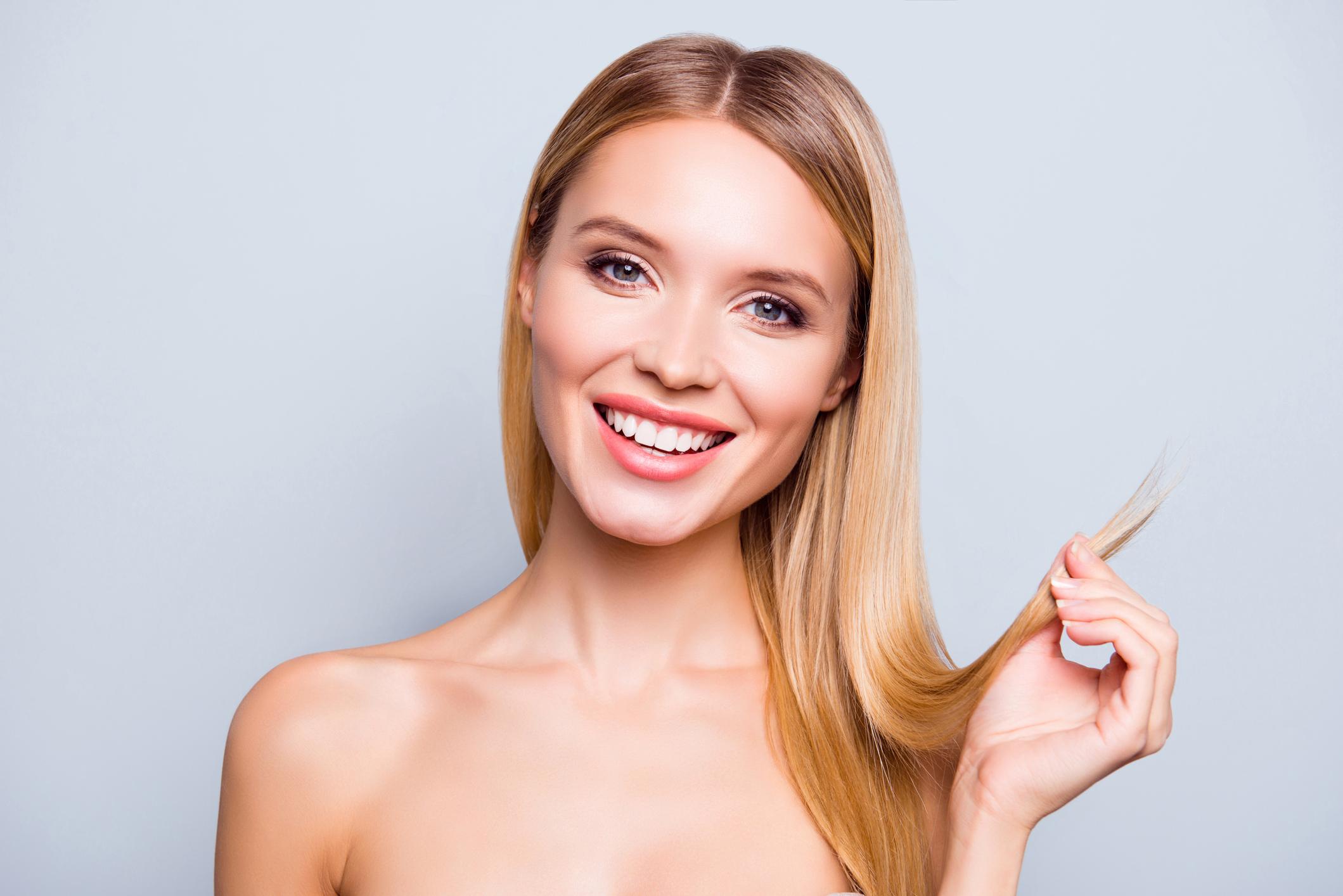 Як визначити свій тип волосся і доглядати за ними