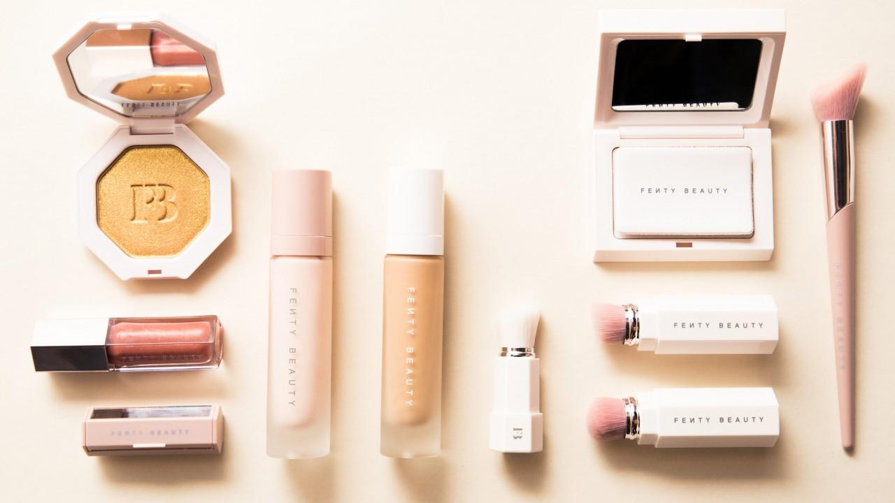 Rihanna представила нові продукти своєї лінії косметики