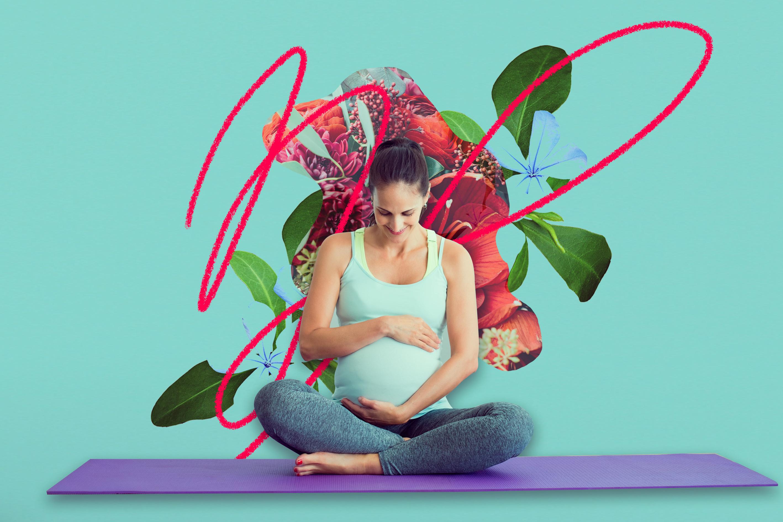 Міжнародний день йоги: асани і поради для легкої вагітності