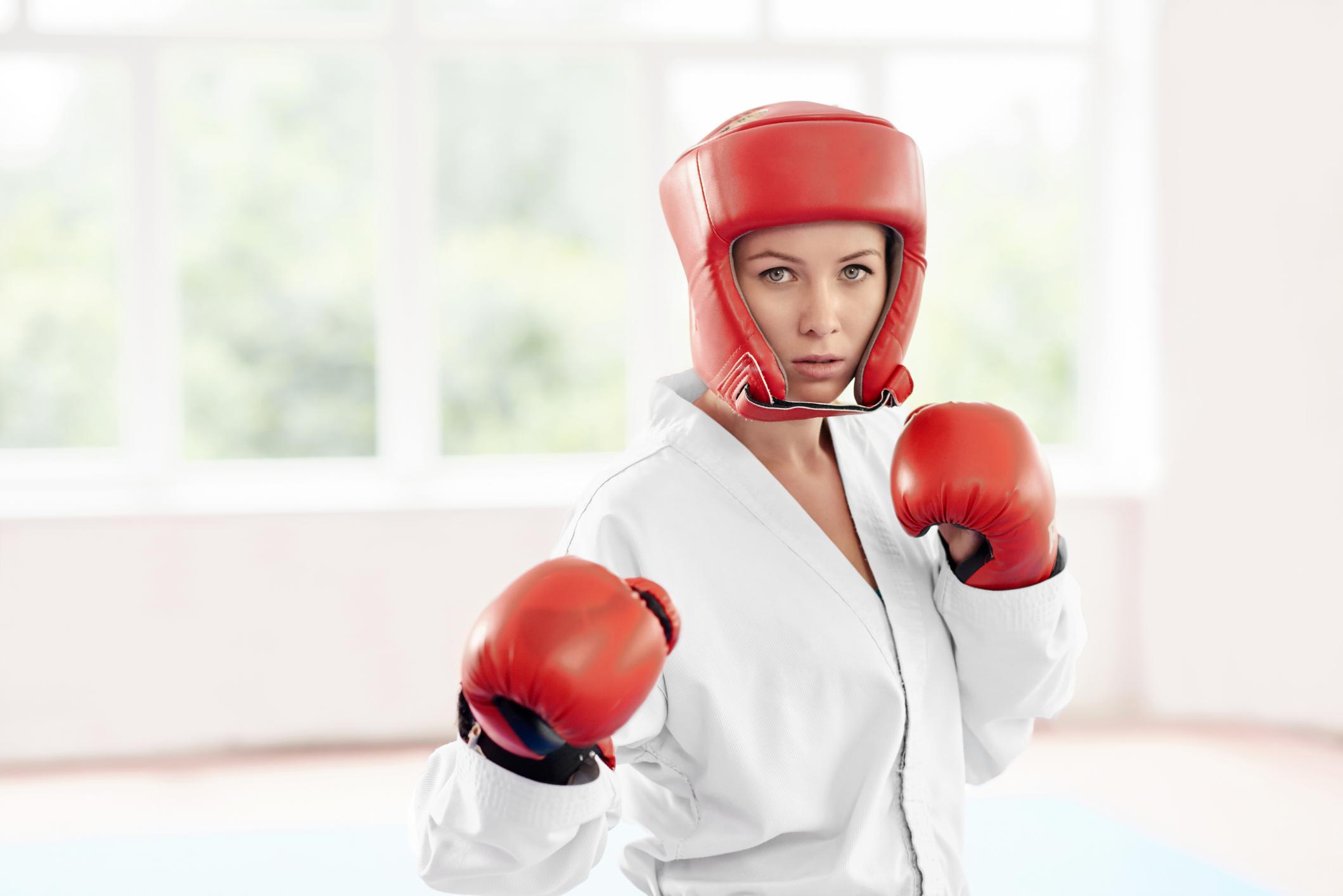 Найкращі види спорту для жінок, які допоможуть захистити себе