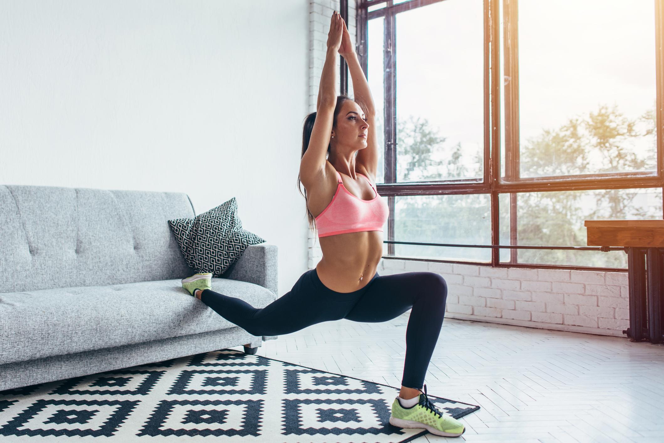 Чому тренування з власною вагою корисніше вправ на тренажерах
