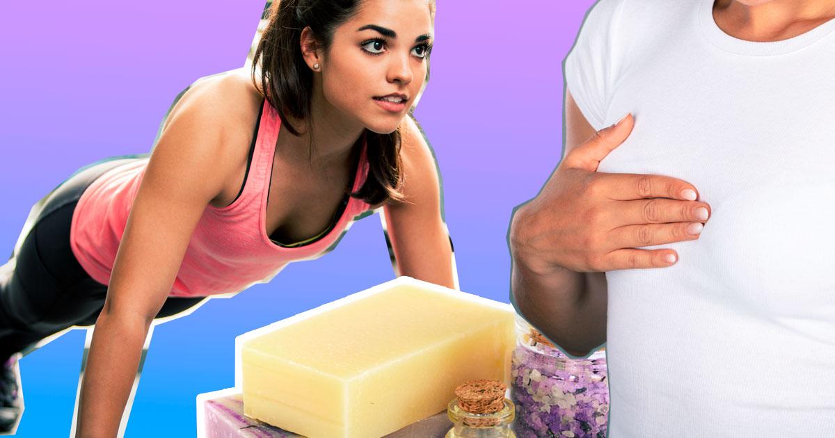 Як збільшити і підняти груди: вправи та поради, які працюють
