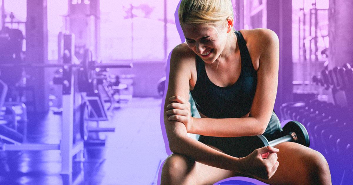 Чому під час тренування я відчуваю біль: гід проблем і їх рішень