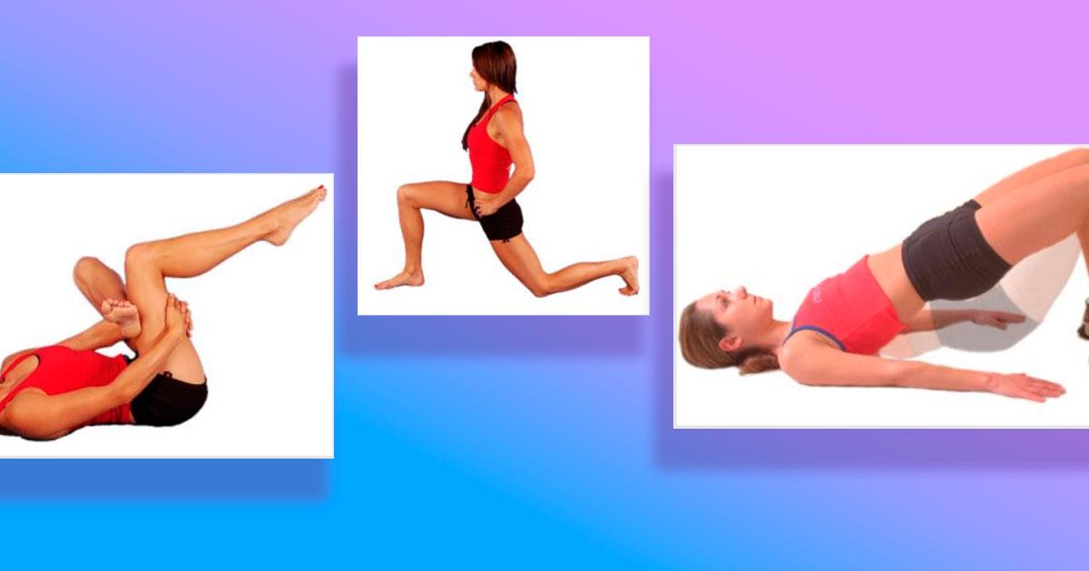 Як позбавитися від болю в спині, шиї, плечах і м'язах: кращі вправи
