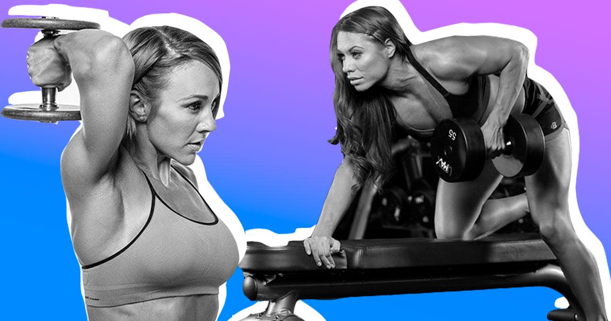 Як прокачати спину і трицепс: 20 вправ для якісного тренування