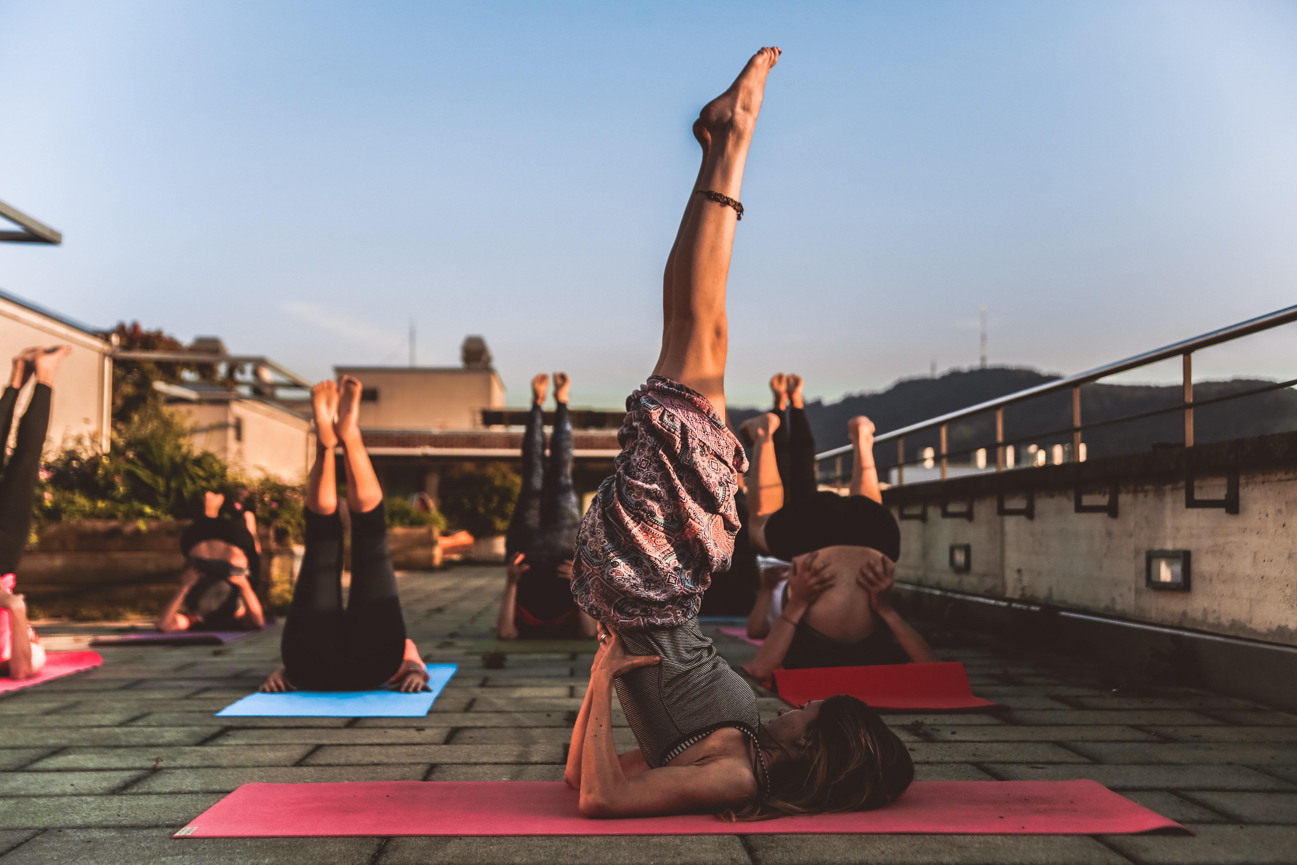 5 поз йоги, які нашкодять організму при неправильному виконанні