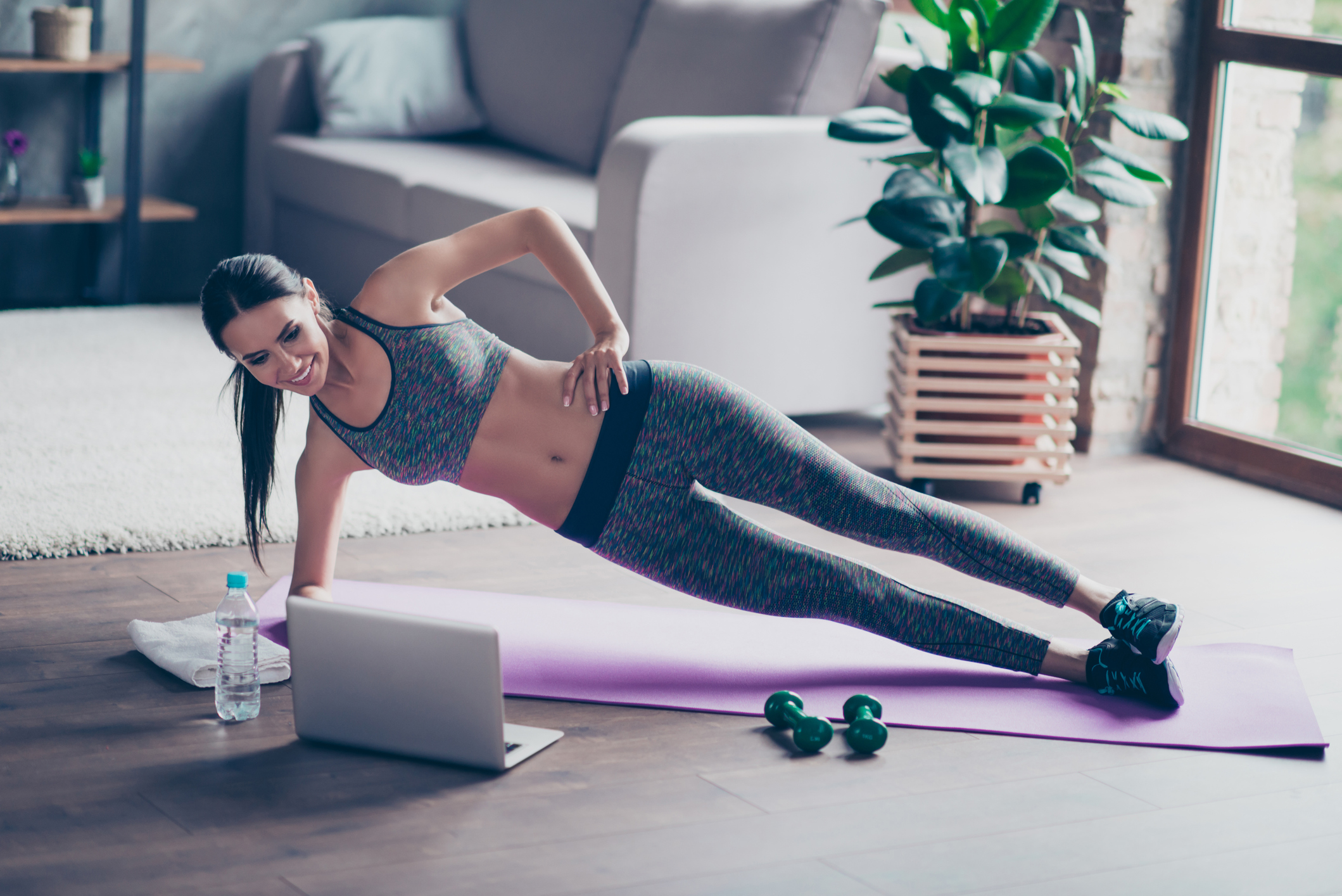 9 тренувань, з якими можна без проблем займатися вдома