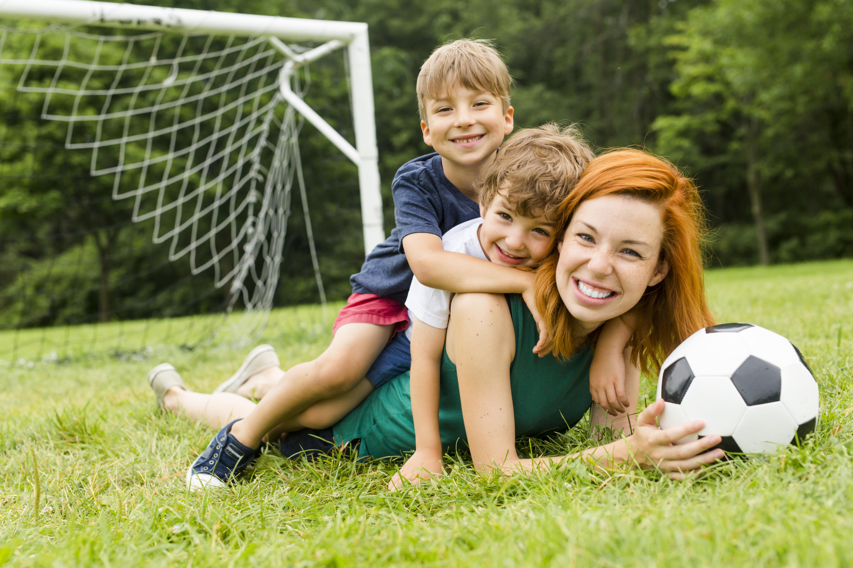 Як зацікавити дитину спортом