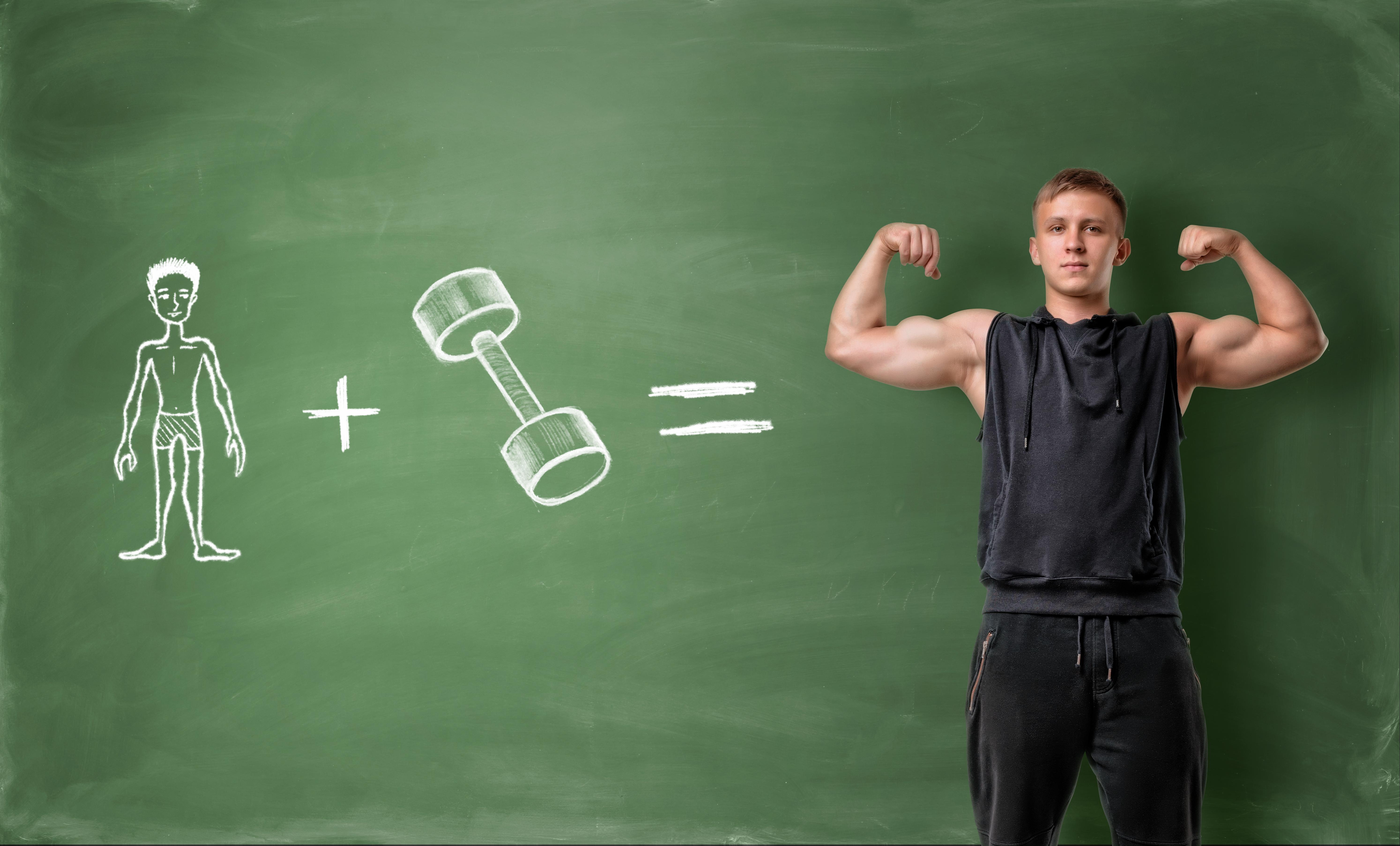 Як набрати вагу ектоморфу: поради та вправи