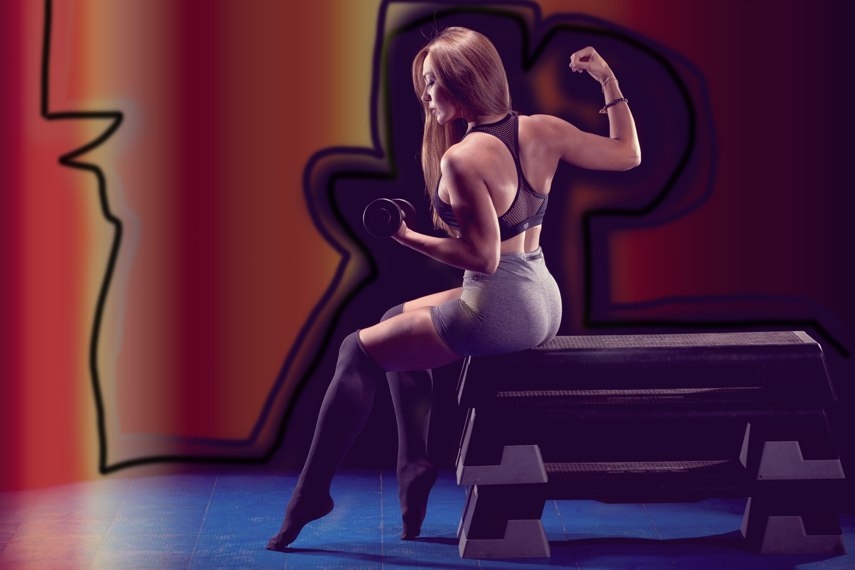 Як накачати м'язи спини в домашніх умовах