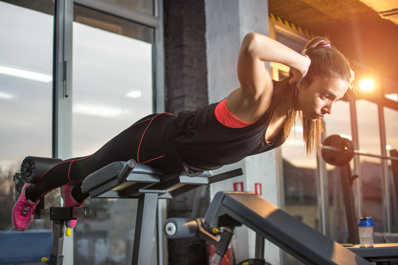 Гіперекстензія: як правильно виконувати корисну вправу
