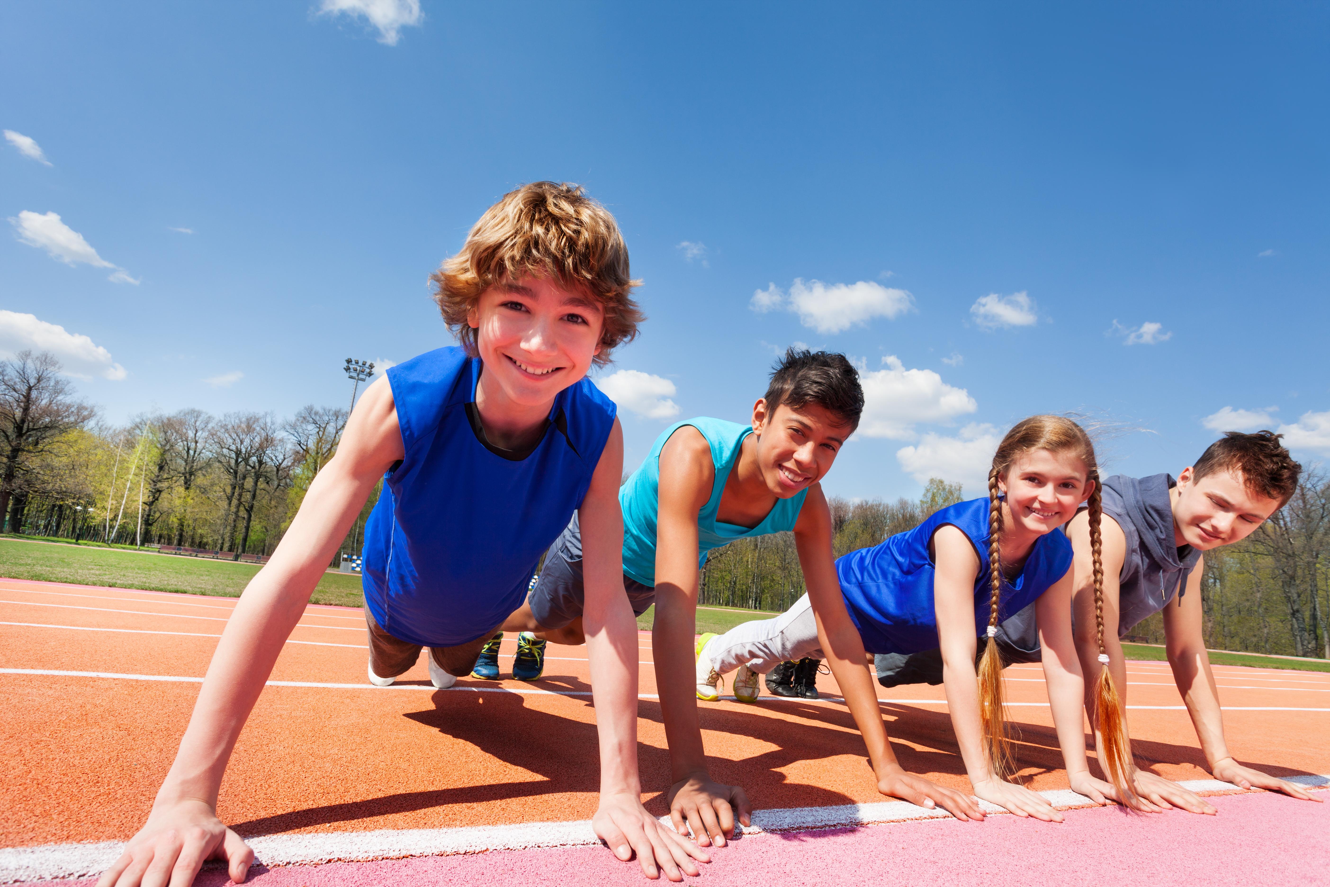 Який спорт підходить підлітку: правильний гід по тренуванню