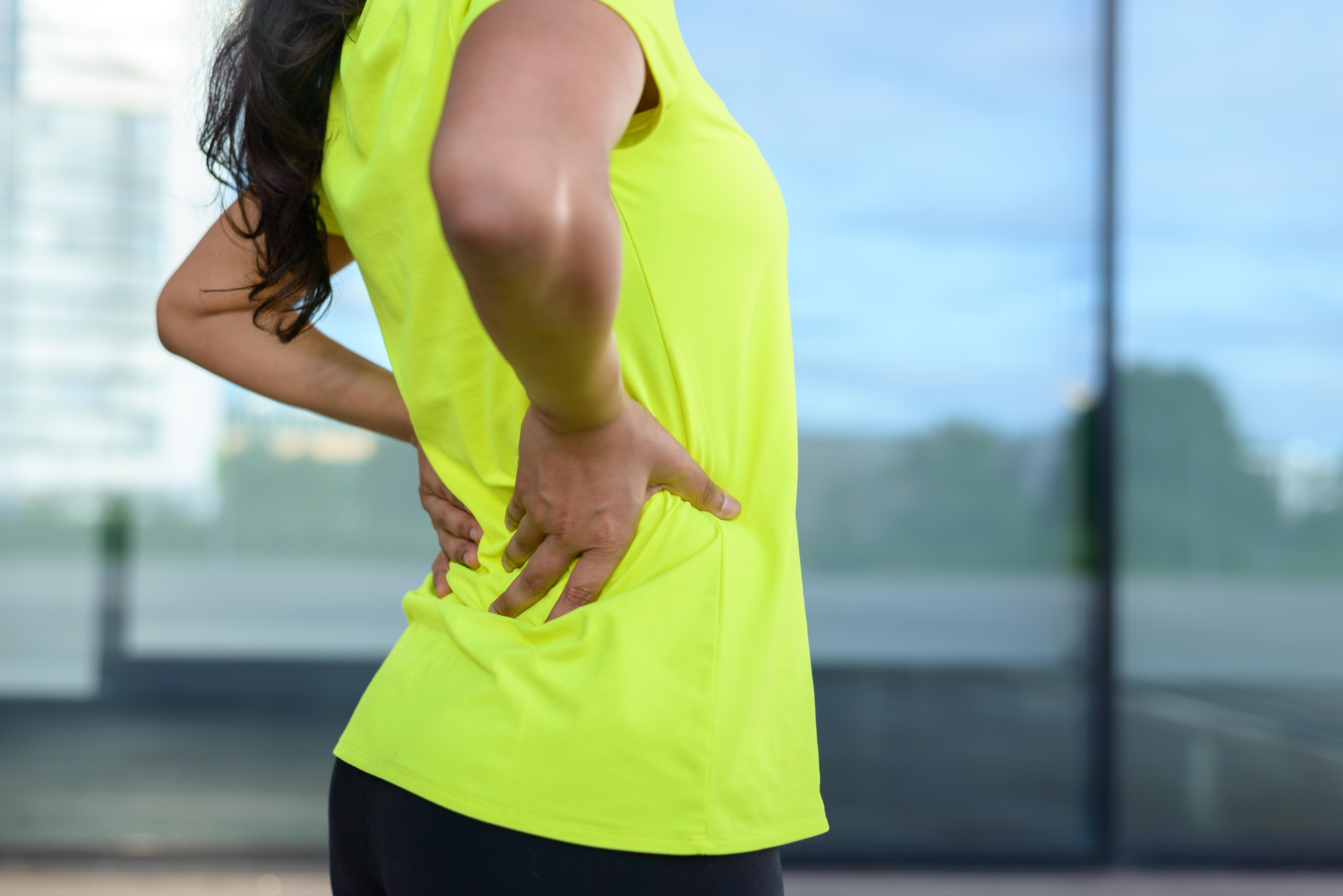 Чому болить спина: 27 частих причин виникнення проблеми