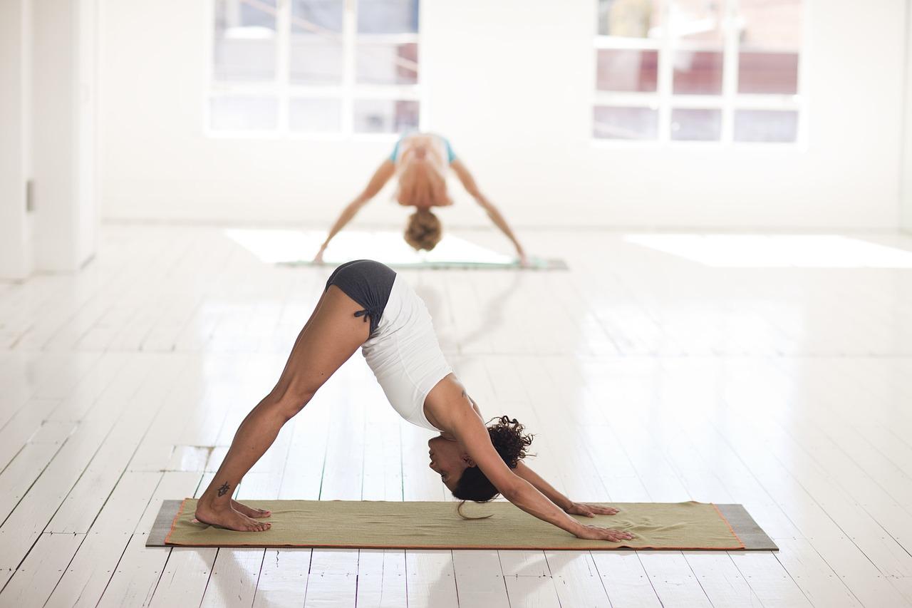 Йога для схуднення ніг, 10 вправ для будинку