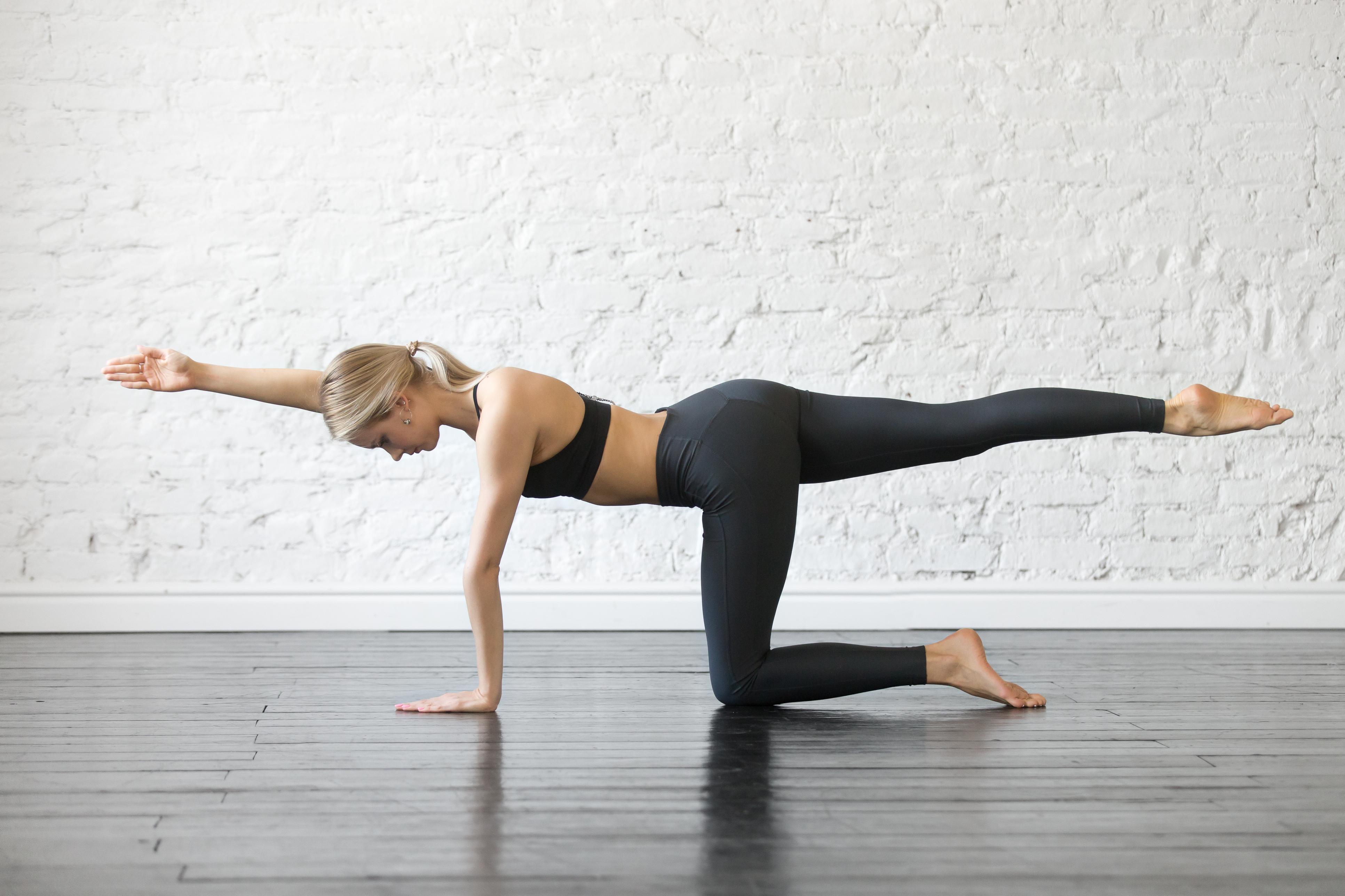 Йога для схуднення будинку: 5 асан на 10 хвилин