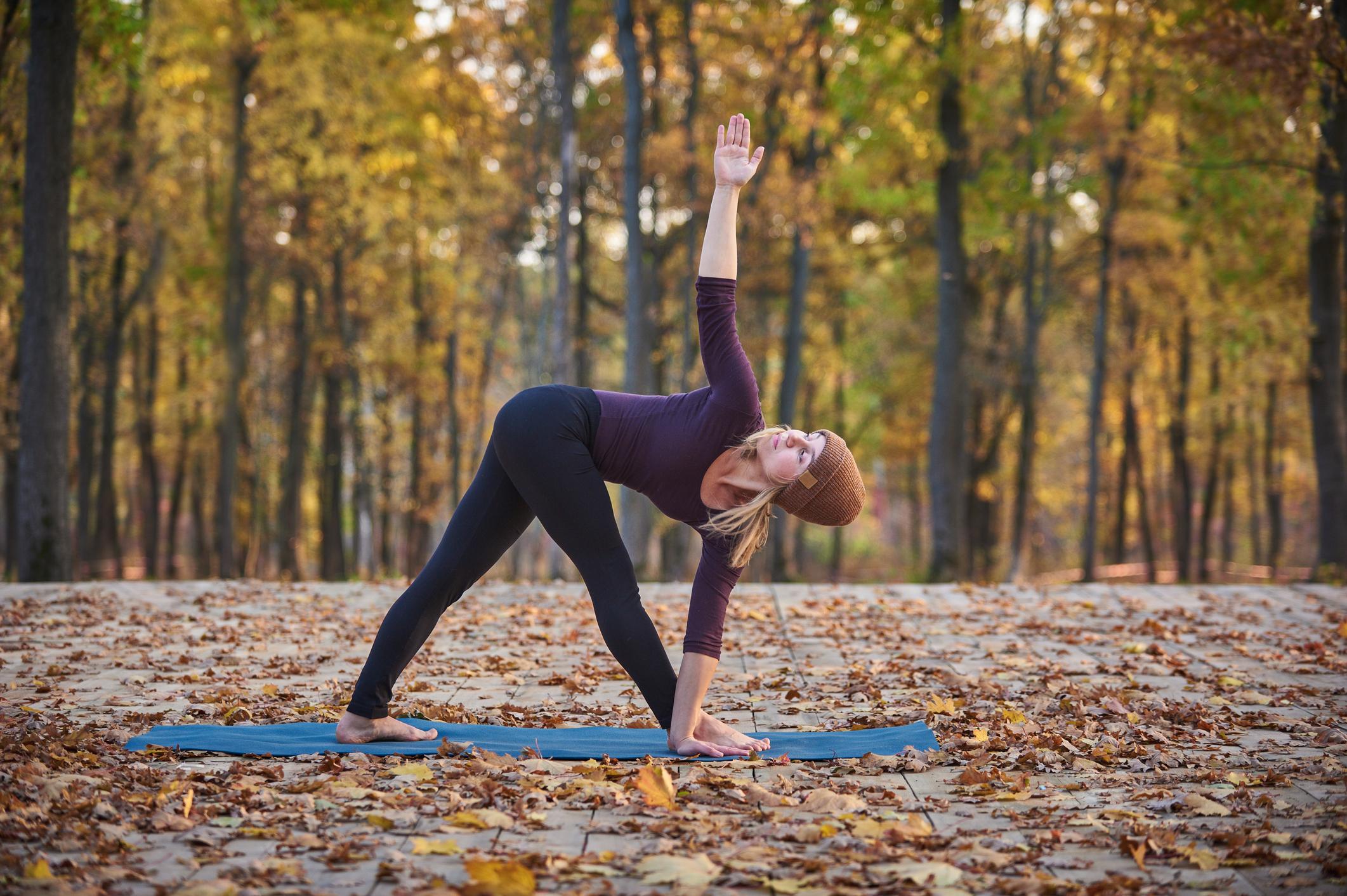 Як йога впливає на фігуру: сила практик