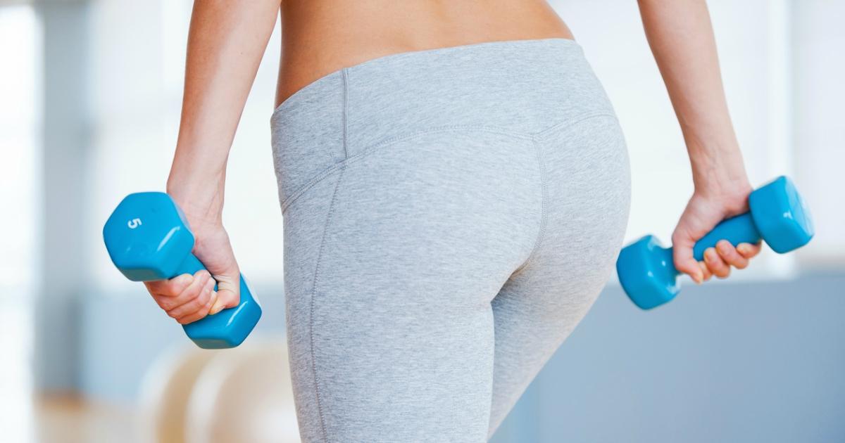 Топ-10 кращих вправ для сідниць