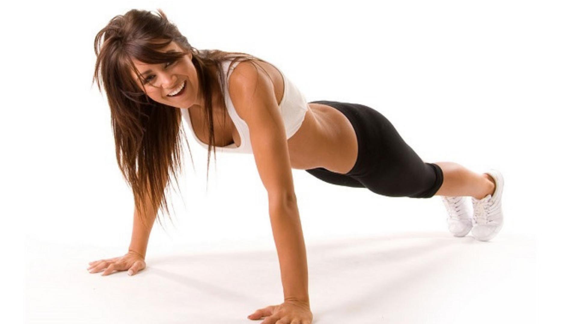 Вправи, які замінюють спортзал: 10 хвилин замість 1 години