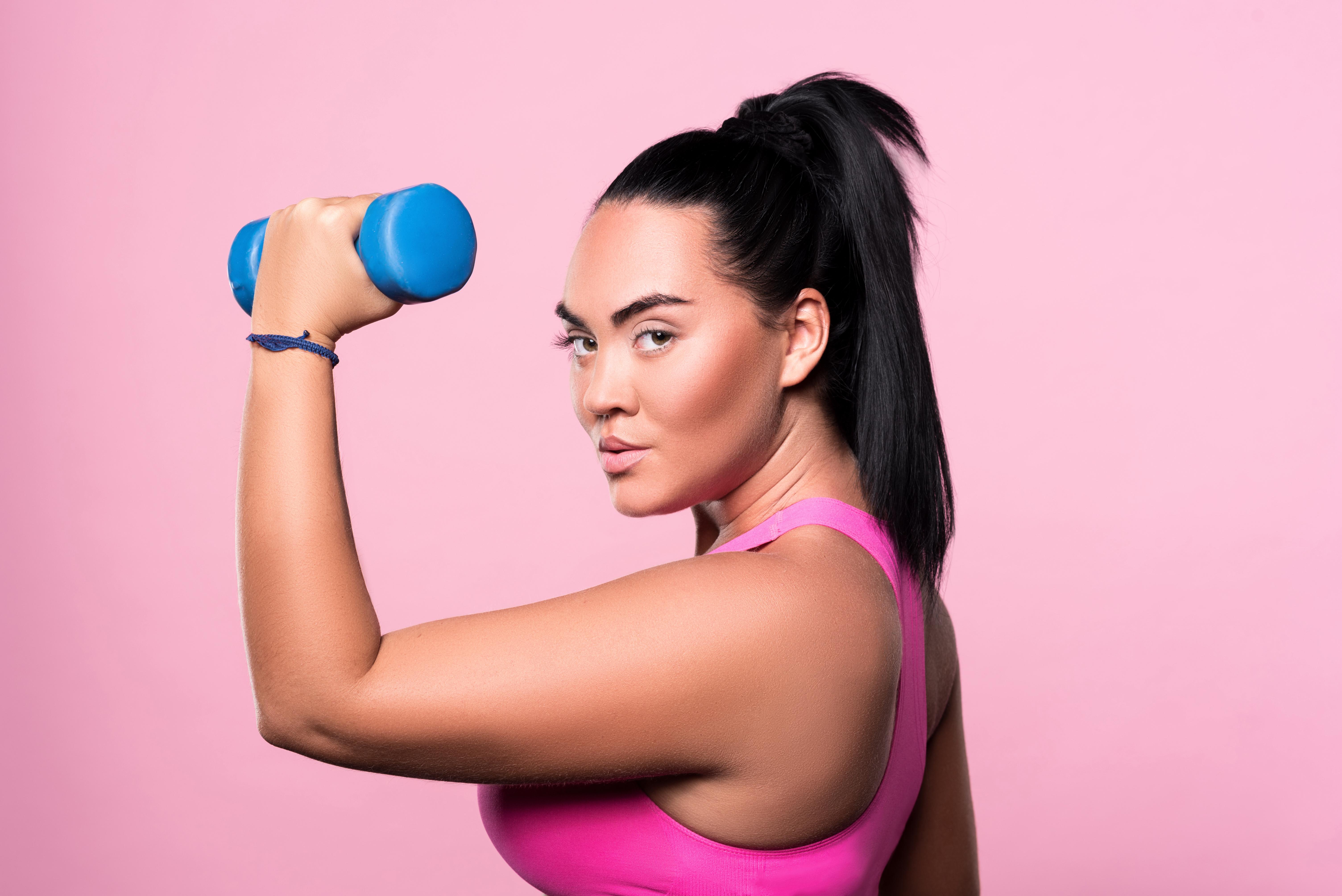 Схуднення залежно від статури: як скинути вагу эндоморфу