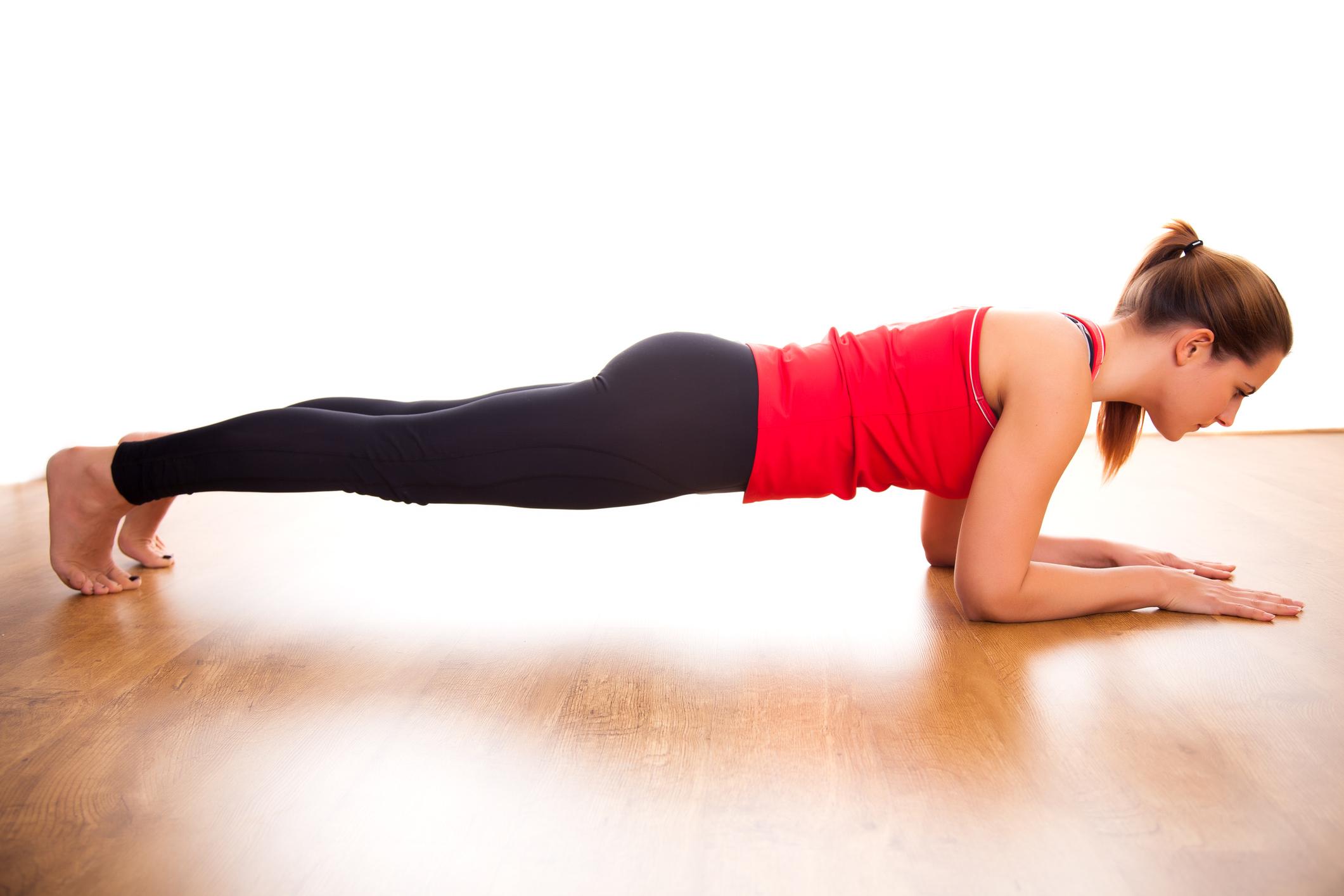 Скільки стояти в планці: вчені виявили максимально корисний час вправи